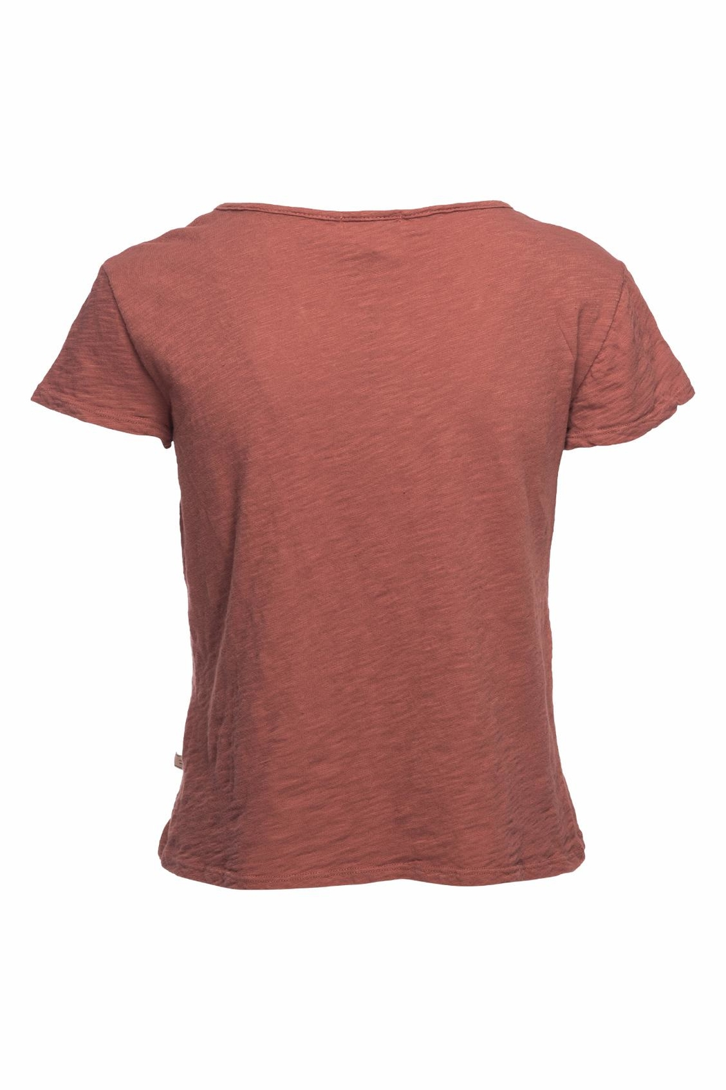 NYTT Rusty Distressed Tee - Front Full Image