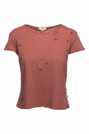 NYTT Rusty Distressed Tee - Front cropped