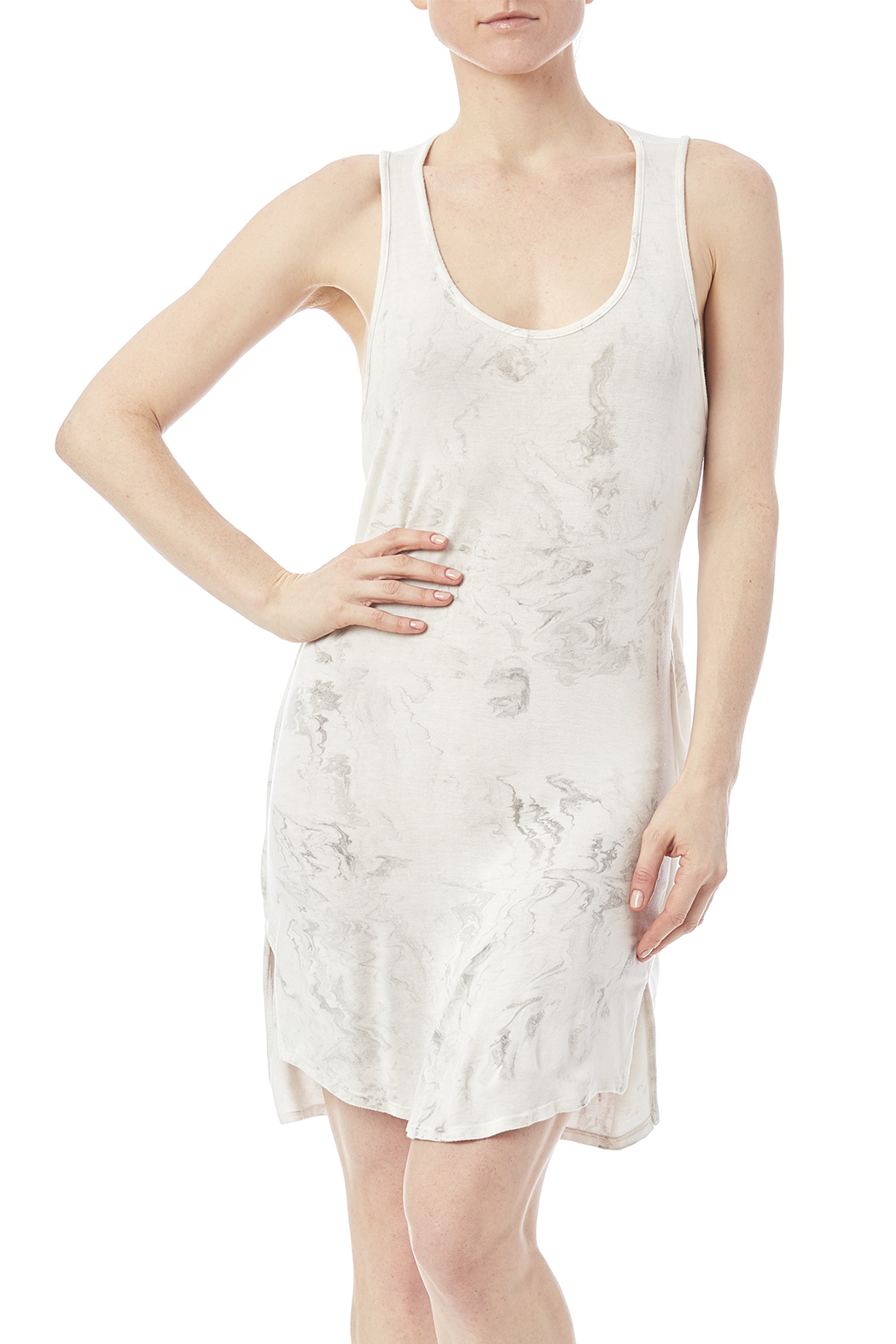 NYTT Marbled Tank Dress - Main Image