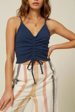 O'Neill Adjustable Cinched Cami - Product List Image