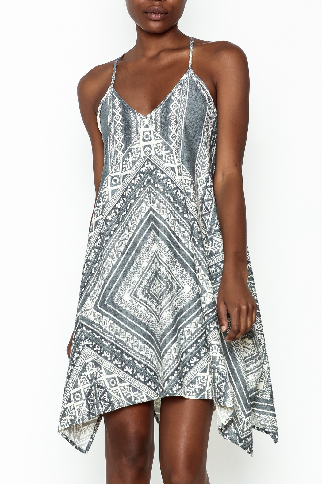 O'Neill Aztec Judd Dress - Front Cropped Image