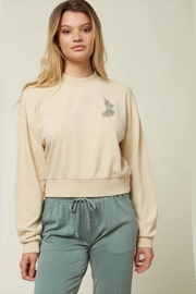 O'Neill Beach Scene Sweatshirt - Front full body