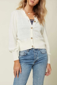 O'Neill Classic Button-Front Cardigan - Product List Image