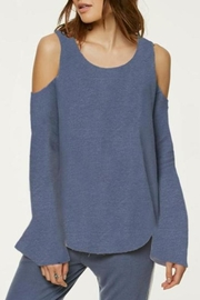 O'Neill Butter Soft Cold Shoulder Sweater - Product Mini Image