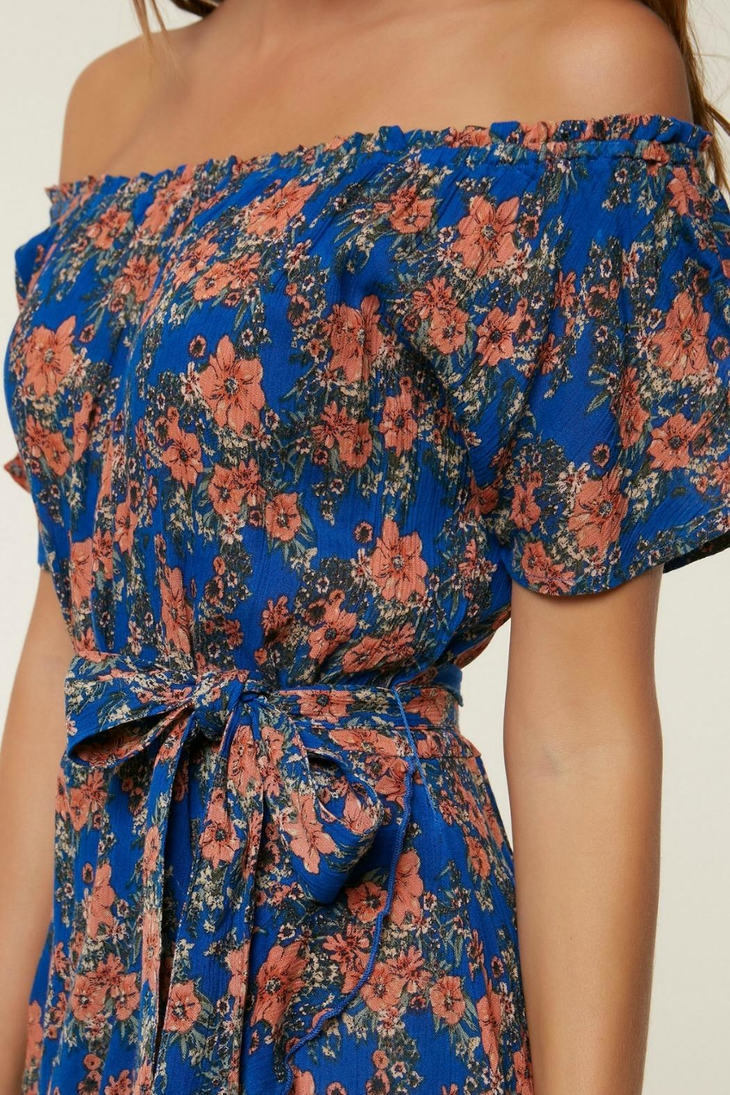 O'Neill Constance Dress - Back Cropped Image