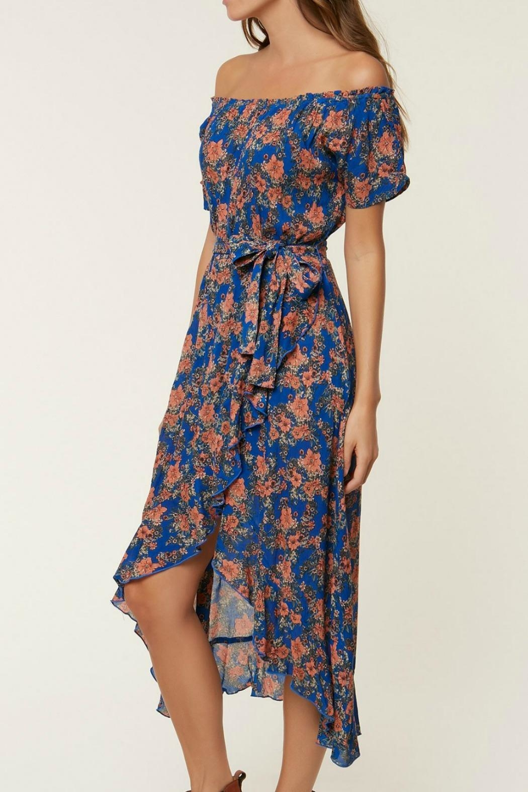 O'Neill Constance Dress - Side Cropped Image