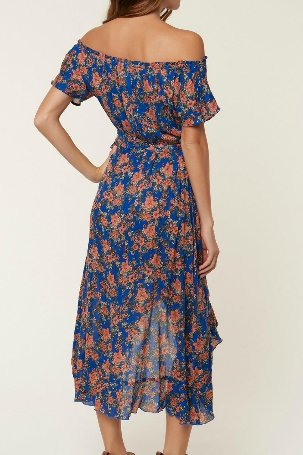 O'Neill Constance Dress - Front Full Image