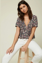 O'Neill Floral Woven Top - Product Mini Image