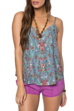 O'Neill Flowing Floral Tank - Product List Image