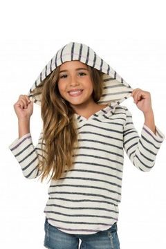 Shoptiques Product: Girls Beach Sweatshirt