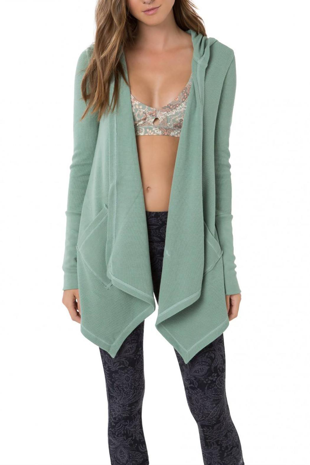 9d3d15966744 O Neill Hooded Wrap Sweater from Oregon by Patina Soul — Shoptiques