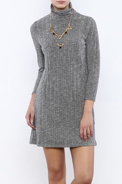 Shoptiques Product: Jovana Mock Neck Dress
