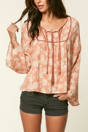 O'Neill Lyndie Top - Front cropped