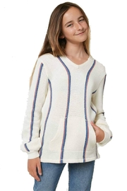 O'Neill O'neill Girls Campground Sweater - Front cropped