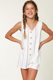 O'Neill O'neill Girls Immie Romper - Front cropped