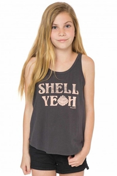 Shoptiques Product: Shell Yeah Tank