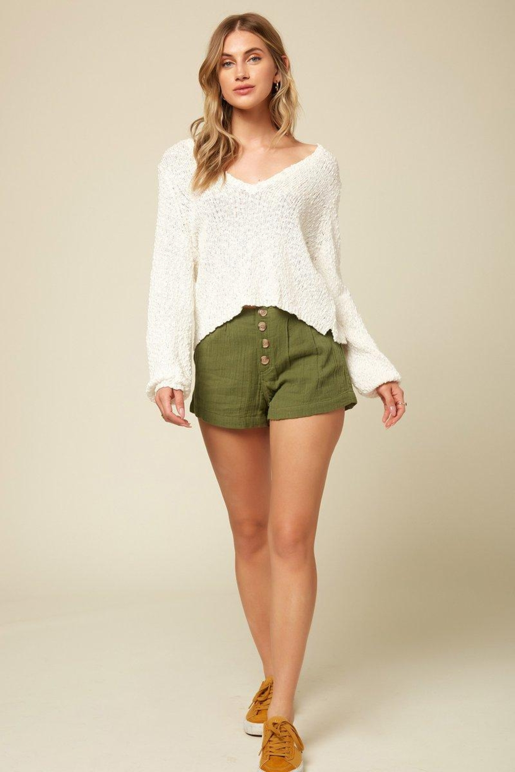 O'Neill Shores Solid Pullover - Main Image