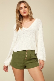 O'Neill Shores Solid Sweater - Product Mini Image