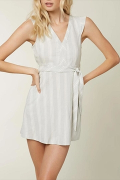 O'Neill Cap-Sleeve Belted Mini-Dress - Product List Image