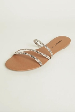 O'Neill Strappy Faux-Snake Sandal - Product List Image