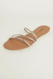 O'Neill Strappy Faux-Snake Sandal - Product Mini Image