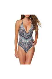 O'Neill Strappy Floral One-Piece - Product Mini Image