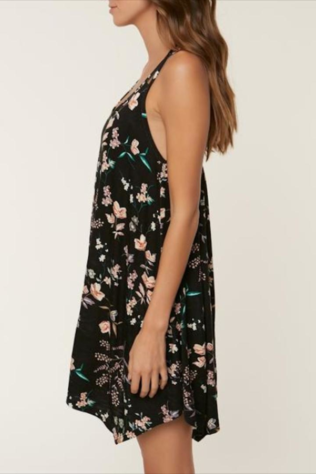 O'Neill Strappy Floral Swing - Front Full Image