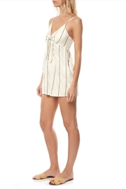 O'Neill Olive Striped Romper - Side cropped