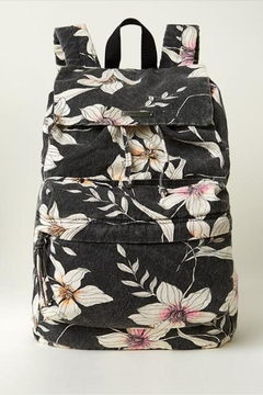 Shoptiques Product: Tropical Print Backpack