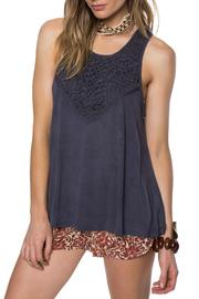 O'Neill Woven Ribbon Top - Product Mini Image