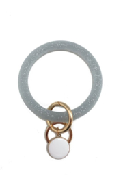 LA Chic O Ring Key Chain - Product Mini Image