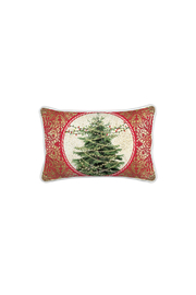 Michel Design Works O Tannenbaum Rectangular Pillow - Product Mini Image