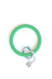 O-venture Silicone O Keyring - Front cropped