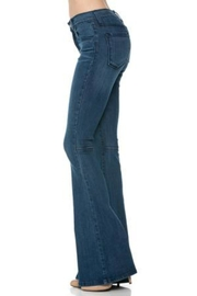 O2 Denim Denim Flare - Front full body