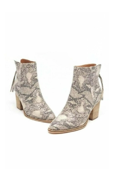Shoptiques Product: Snake Print Booties