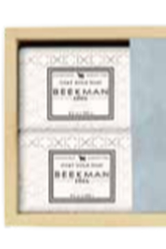 Beekman 1802 Oak Moss Soaps Tin Gift Set of 4 - Product List Image