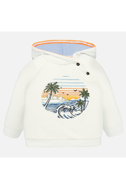 Mayoral Oasis Baby Sweatshirt - Front cropped