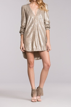 The JetSet Diaries Oasis Sequin Dress - Alternate List Image