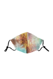 Vava by Joy Hahn Oasis Tie Dye Face Mask - Product Mini Image