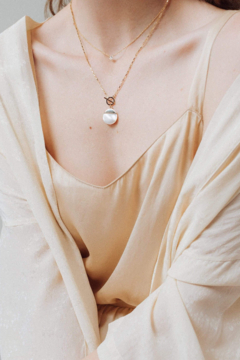 Lovers Tempo Oasis Toggle Necklace - Product List Image