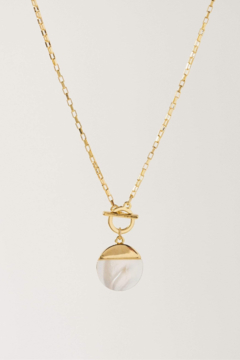 Lovers Tempo Oasis Toggle Necklace - Alternate List Image