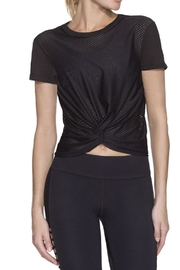 Maaji Oasis Top - Black - Product Mini Image
