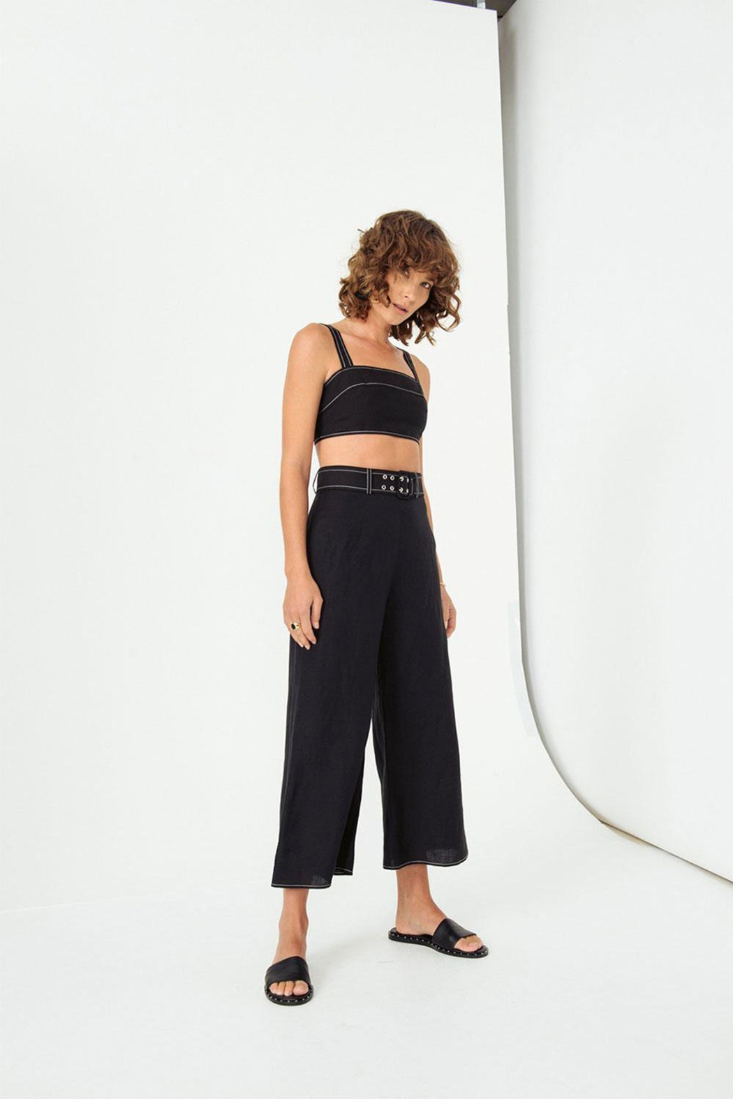 THIRD FORM Oasis Trouser - Front Full Image