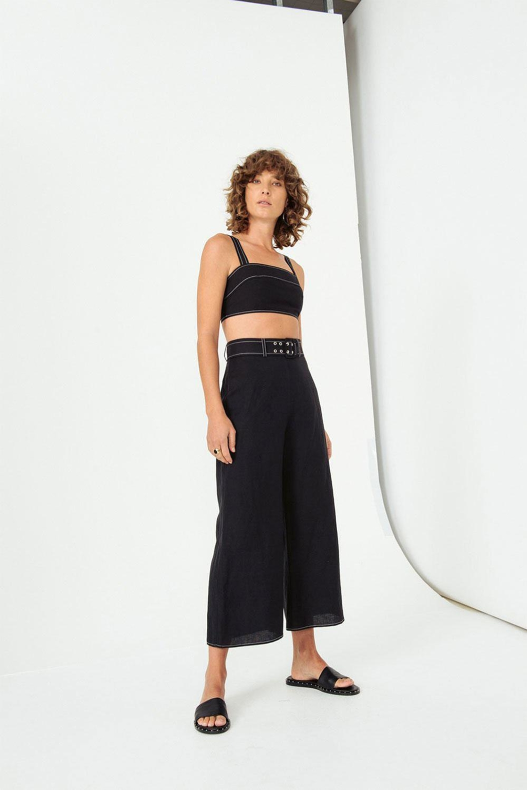 THIRD FORM Oasis Trouser - Side Cropped Image