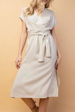 Shoptiques Product: Oatmeal Dress