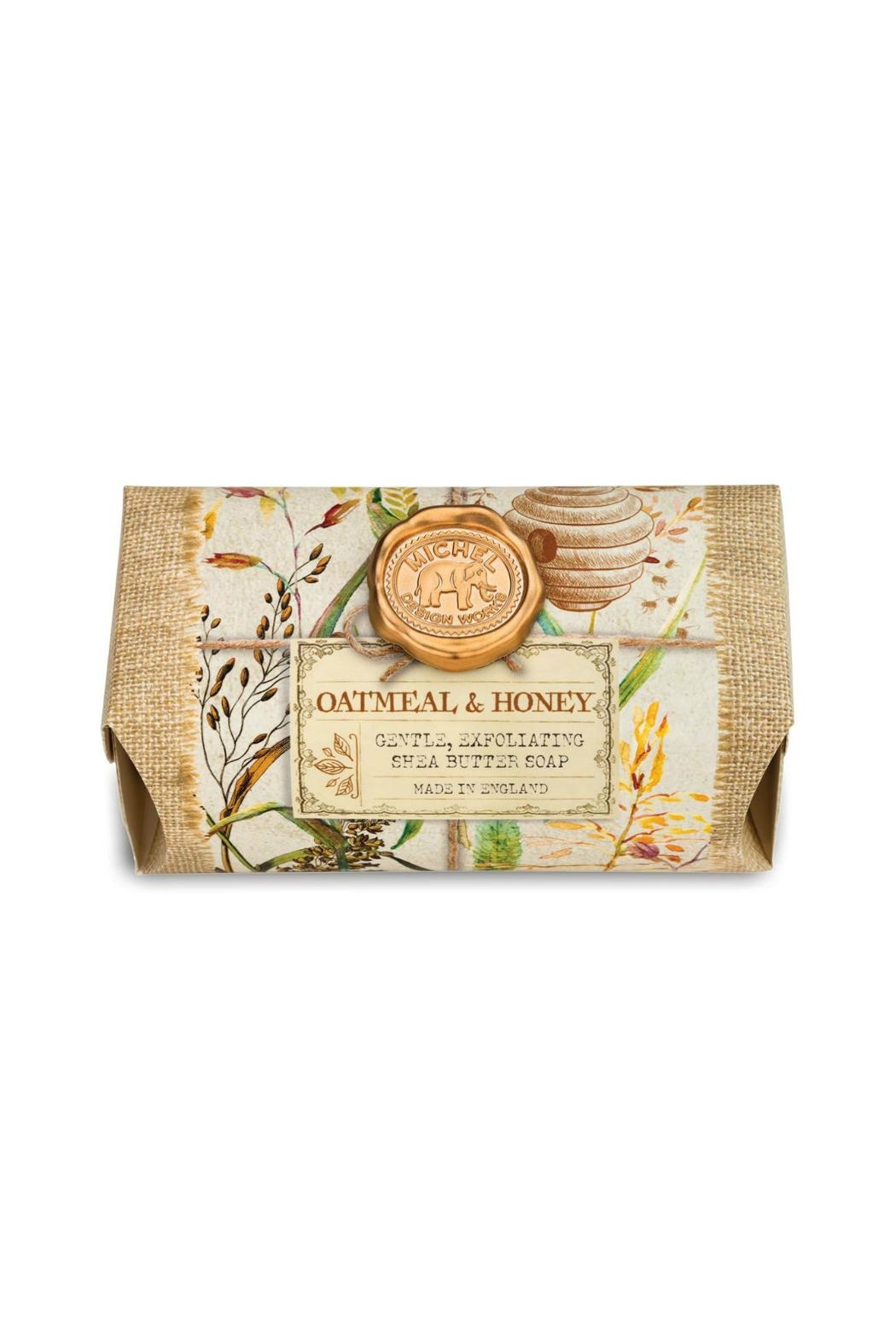 Michel Design Works Oatmeal Honey Soap - Main Image