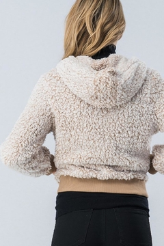 Trend:notes Oatmeal Sherpa - Alternate List Image