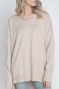 Shoptiques Product: Oatmeal Soft Sweater