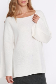 Oats Cashmere Bell Sweater - Product Mini Image