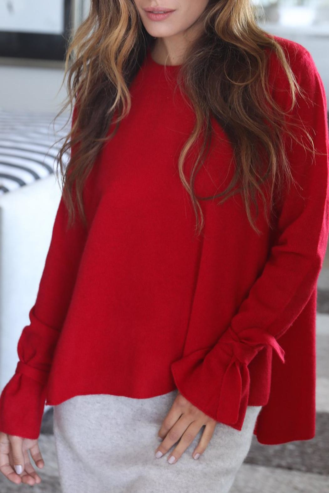 Oats Chester Cashmere Sweater - Main Image